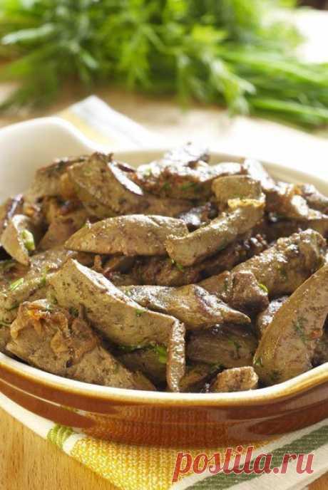 Как пожарить печень: Топ-6 рецептов замечательных блюд | Школа вкуса - вкусные кулинарные рецепты