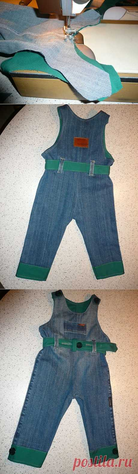 the second life of jeans trousers | MAKE!