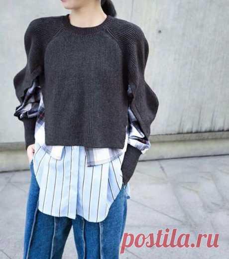 Много крутых рубашек и блуз / Рубашки / ВТОРАЯ УЛИЦА - Выкройки, мода и современное рукоделие и DIY