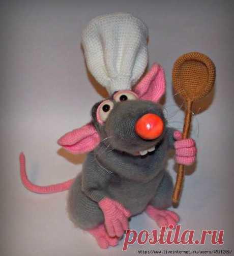 Крысёнок Реми