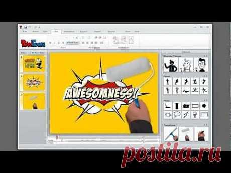 Создание слайд шоу и презентаций онлайн | Настройка программ