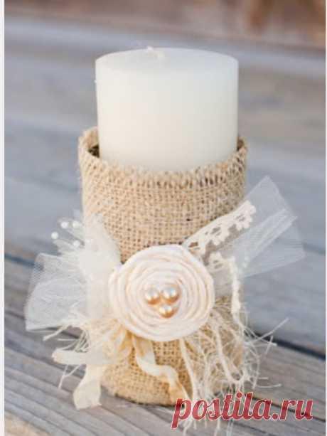 100 лучших идей: Красивые свечи своими руками дома +мастер класс