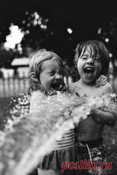 Как развлечь ребенка на даче – игры с водой