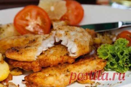 6 рецептов кляра для рыбы - Рецепты с фото Рецепт 6 рецептов кляра для рыбы, Рыбные блюда, Рецепты вторых блюд, Рыба в кляре, Рыба жареная, Блюда из яиц, Блюда из картофеля