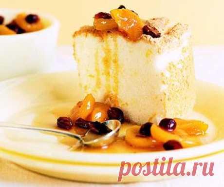 Вкусные низкокалорийные десерты: 10 рецептов