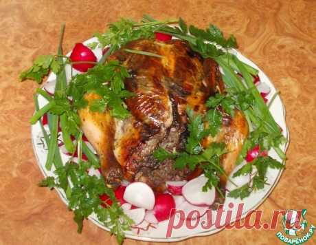 Курица лявянги – кулинарный рецепт