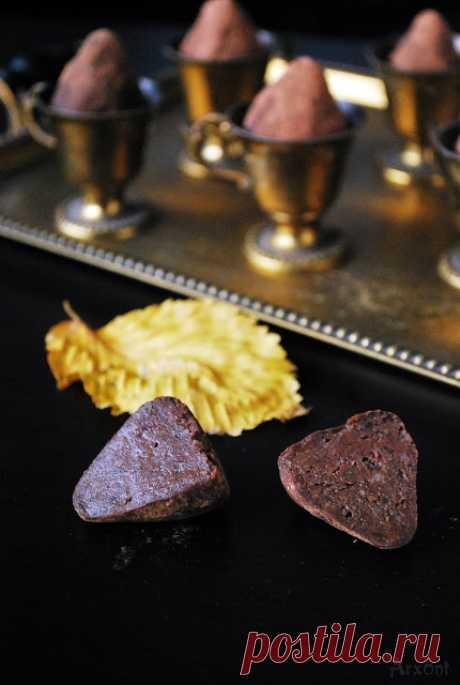 Шоколадные трюфели с секретным ингредиентом - The baking man — LiveJournal