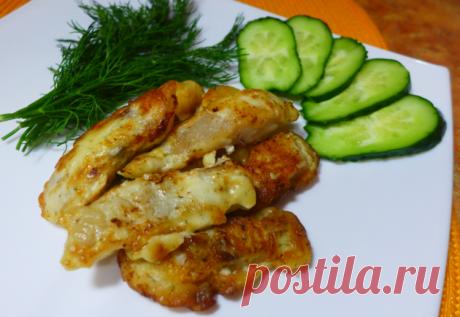 Рыба в кляре к праздничному столу - Простые рецепты Овкусе.ру