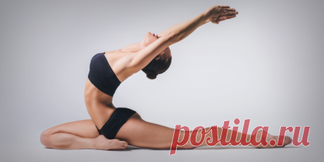 Yoga for a stomach: 5 simple poses which will help to return symmetry