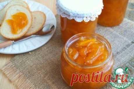 Варенье абрикосовое с корицей – кулинарный рецепт