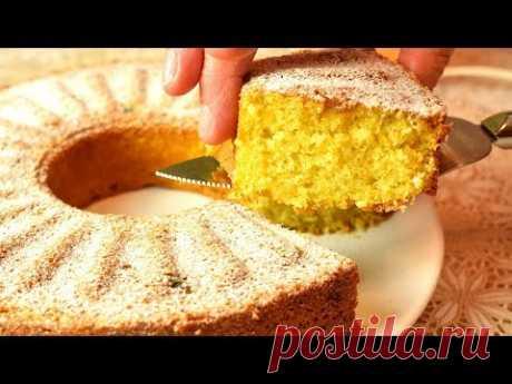 Восхищаюсь КАЖДЫЙ РАЗ! Вкуснее всех кексов - лимонный кекс РОЖДЕСТВЕНСКИЙ  Мамины рецепты
