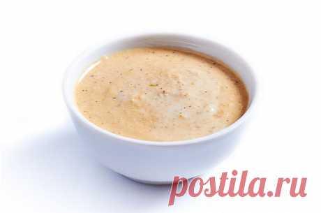 Изумительный ореховый соус
