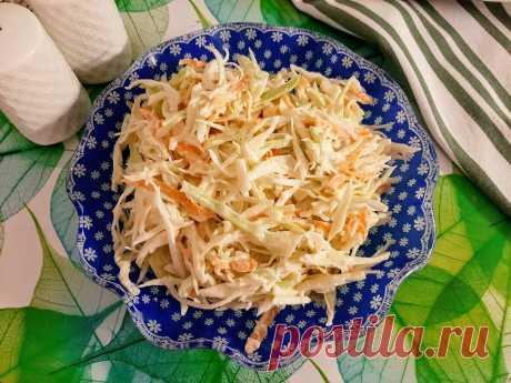 Самый ПП-шный салат из моркови и капусты. | 1001 рецепт | Яндекс Дзен