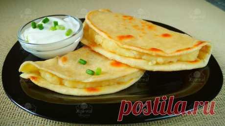 Кыстыбый с Картофелем! Кыстыбый — это традиционное блюдо татарской кухни. Представляет собой лепёшки, начинённые пшённой кашей, рагу или картофельным пюре. Мы сегодня приготовим кыстыбый с картофелем! Ингредиенты для … Читай дальше на сайте. Жми подробнее ➡