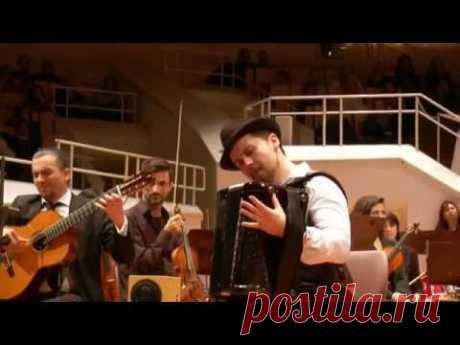 Libertango in Berlin Philharmonic (amazing!!!) - YouTube