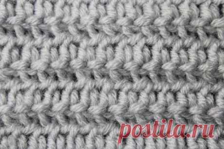 Техника тунисского вязания крючком и спицами - подробная пошаговая инструкция для начинающих - Сам себе мастер - медиаплатформа МирТесен