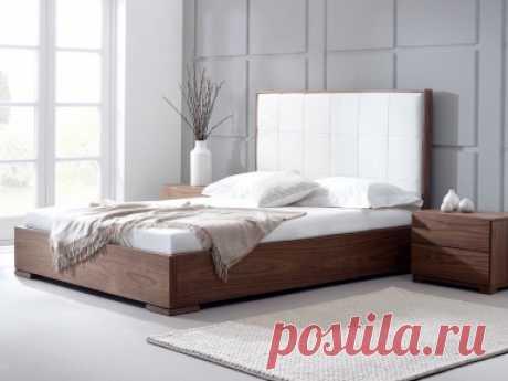 Купить кровать с подъемным механизмом Порто по лучшей цене в Киеве с доставкой по Украине - Magic Wood - интернет магазин
