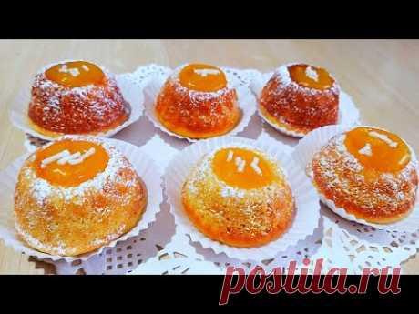 Возьмите АПЕЛЬСИН и приготовьте этот десерт всего за 5 минут с несколькими вкусными ингредиентами