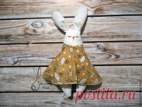 Шьем милых кроликов к Пасхе (Шьем игрушки) | Журнал Вдохновение Рукодельницы