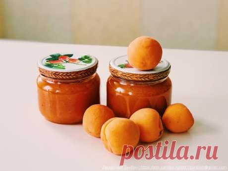 Как я готовлю джем из абрикосов: без долгой варки и с минимумом сахара