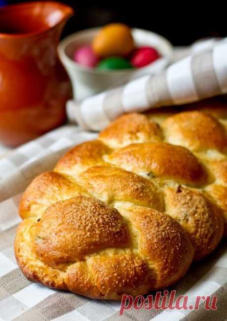 Болгарский козунак   Вкусный блог - рецепты под настроение