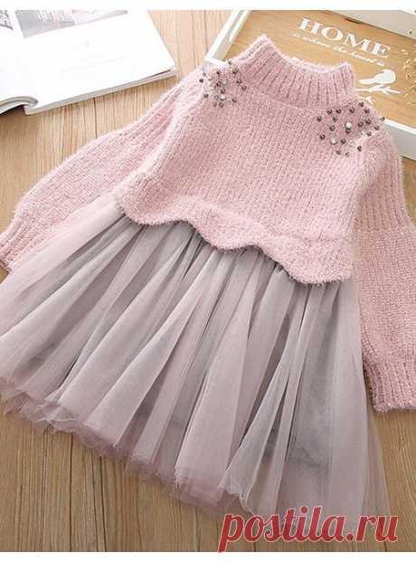 КОГДА МАМА РУКОДЕЛЬНИЦА! Шитье + вязание в детской одежде (ИДЕИ ДЛЯ ВДОХНОВЕНИЯ) – Журнал Вдохновение Рукодельницы