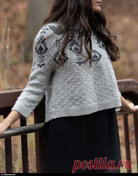 Пуловер Кокоро
