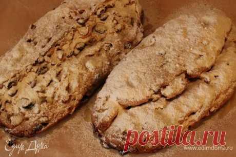 Штоллен (два способа формовки) рецепт 👌 с фото пошаговый | Едим Дома кулинарные рецепты от Юлии Высоцкой