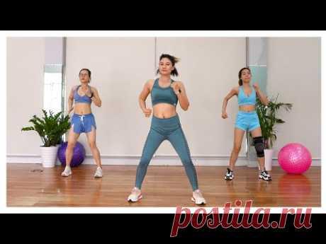 ТОП 7 - Упражнения для похудания (EP.6) - Танцевальная тренировка дома