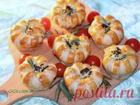 Булочка-кекс Чалма пошаговый рецепт с фотографиями