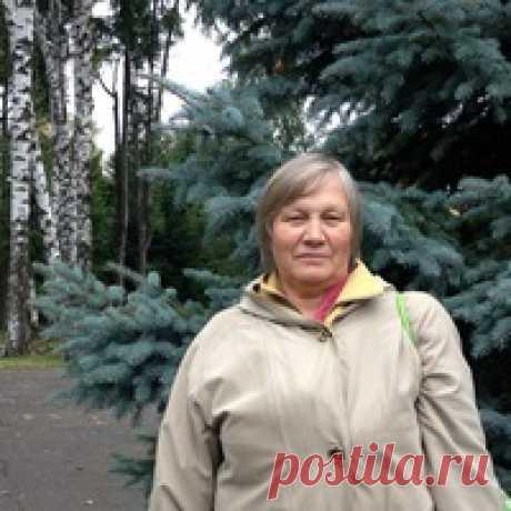 Татьяна Коновалова