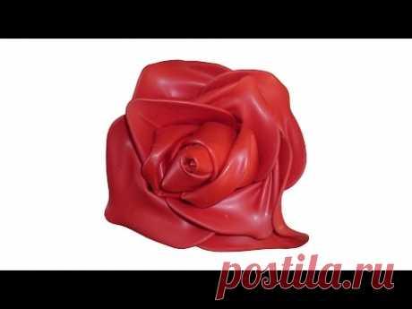 How to make a Fantasy Flower Rose