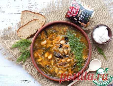Суп а-ля квашница – кулинарный рецепт