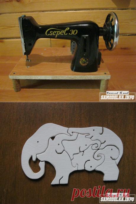 Электролобзик из швейной машинки своими руками