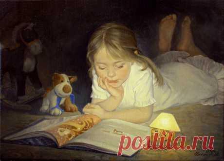 Дети и животные на картинах Татьяны Дерий: blogrev — ЖЖ