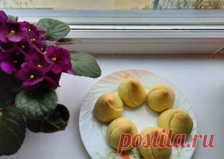 Печенье-тюльпан с начинкой - пошаговый рецепт с фото. Автор рецепта Гюнаш Ганиева . - Cookpad