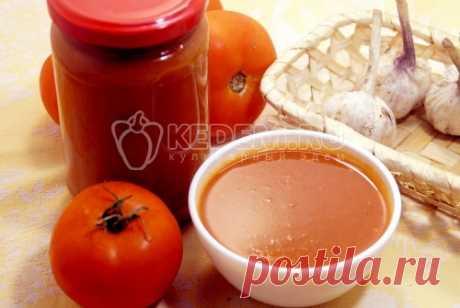 Домашние кетчупы – Рецепты. Как приготовить. Всё про заготовки на зиму