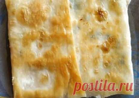 Лаваш с творогом, сыром и зеленью Автор рецепта piv_food - Cookpad
