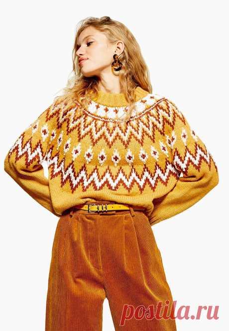 30 свитеров, которые помогут вновь полюбить зиму