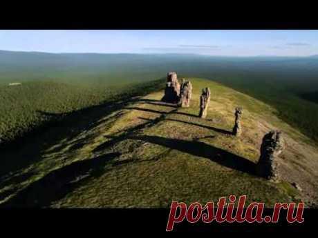 красивая легенда об одной из загадок и достопримечательностей уральских гор