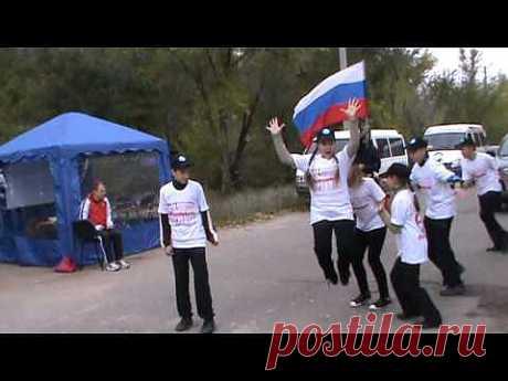 Дети на набережной им.В.С.Высоцкого - YouTube