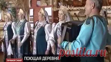Ирбитская поющая деревня прославилась на всю Европу