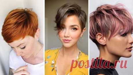 Оцените. Стильные стрижки для коротких волос – ВСЕ ПРОСТО
