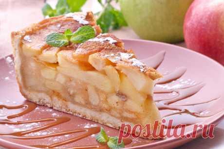 Пирог с яблоками рецепт - как приготовить медово-яблочный пирог — УНИАН