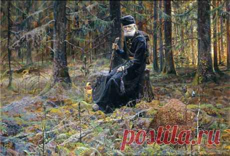 Атмосферные картины Павла Рыженко – художника, который рисует историю России