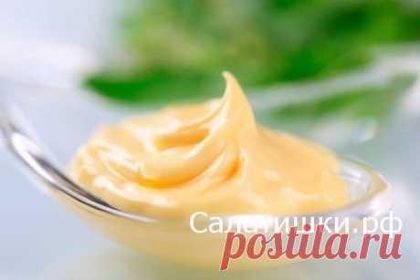 5 рецептов соусов для замены майонеза   Рецепты вкусных салатов