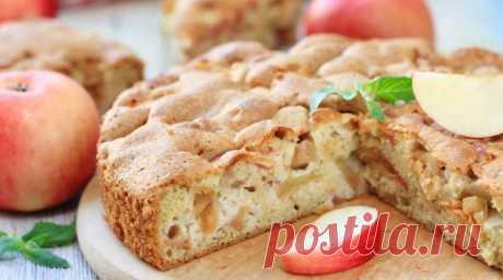 Шарлотка с яблоками - 5 лучших рецептов, как правильно и вкусно приготовить разные виды шарлотки с яблоками в мультиварке