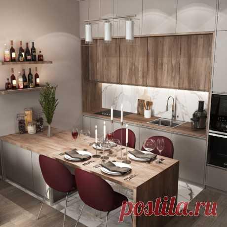 Дизайн интерьера квартиры для молодой пары Дизайн студия MILOVANOV INTERIOR DESIGN
