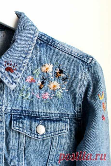 Весенняя курточка Модная одежда и дизайн интерьера своими руками