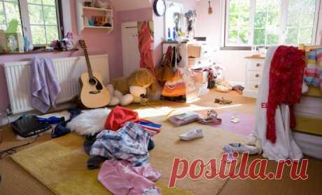 Взаимосвязь беспорядка в доме и постоянных новых неприятностей